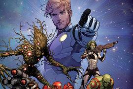 Groot je Groot i vkomiksu: Strážci galaxie vyšli česky