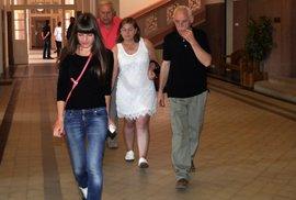 Mariia Vasylenko dostala za smrt dvou lidí podmínku.
