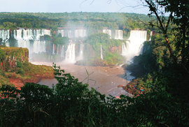 Vodopády Iguazú