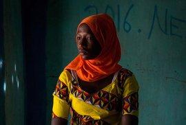 Ruská fotografka Aša Milesová zachytila příběhy obřezaných žen.