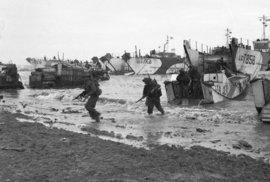 Vylodění v Normandii: Jak Hitlera zničila největší obojživelná operace všech dob