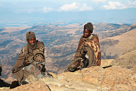Království Lesotho: Expedice do nejvýše položené nezávislé země světa
