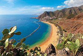Tenerife: Po stopách modrookých blonďáků na největším z Kanárských ostrovů