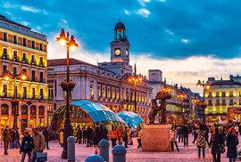Sladký ráj v Madridu: Hledání starých časů v cukrárně La Mallorquina