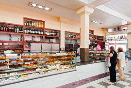 Takhle prázdnou cukrárnu La Mallorquina uvidíte málokdy.