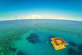 Manta Resort na ostrově Pemba
