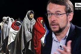 Šimon Pánek: Teroristi nejsou uprchlíci s igelitkou. Většině Čechů přijímání migrantů …