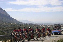 Dovolená v létě? Pro profesionální cyklisty ani náhodou!