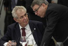 Změna ve vedení ČSSD ovlivní prezidentské volby. Zaorálek podpoří Zemana