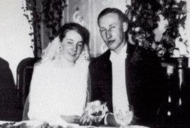 Lina Heydrichová: Na Pražském hradě si připadala jako princezna v pohádkové zemi.…