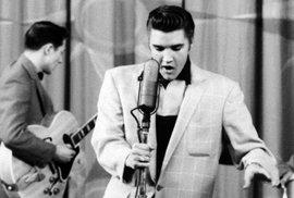 Elvis Presley: Do poslední chvíle za ním putovali skvělí muzikanti, aby se dotkli svého snu