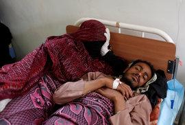 Epidemie cholery v Jemenu se může zhoršit