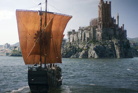 Když ve Hře o trůny válčí lodě z Česka. Podívejte se, jak u nás vznikají plavidla pro slavné seriály