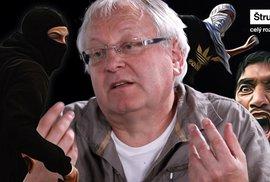 Václav Cílek: Němci jsou rasisté, čeká je válka s muslimy
