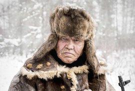 Člen národa Evenků, jehož jedna polovina žije v Rusku a druhá v Číně.