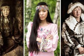 I toto je Rusko: Fantastická galerie národů Sibiře, bohužel některé z nich vymírají