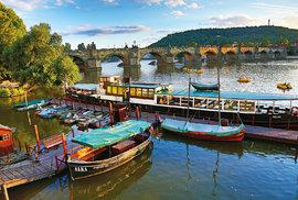 Báječná Vltava aneb Jak si užívat života na březích matičky Prahy