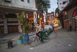 Reportáž Lenky Klicperové: Damašek - krása pod palbou