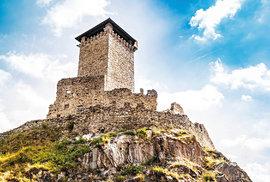 Hrad San Michele, Val di Sole