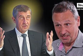 Martin Komárek: Babiš je génius a poslanci ANO elita. Lidé je milují!