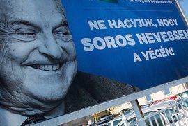 Orbán studoval díky stipendiu od Sorose, pro kterého i pracoval. Teď straší seznamem…