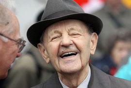 Vybudování socialismu je můj největší životní úspěch! Milouš Jakeš dnes slaví 95. …