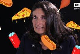 Jídlo ze supermarketů způsobuje demenci, vydělávají na vašem přejídání, varuje odbornice