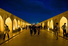 Objevte krásy starobylého Íránu