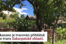 V Zakarpatí je dodnes patrný duch Československa. Uslyšíte češtinu, znají tu Masaryka i Gočára