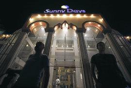 Hotel, ve kterém došlo k útoku