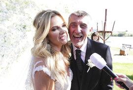Babiš měl svatbu ve stejný den, kdy má Olaf svátek. Náhoda? Nemyslíme si…