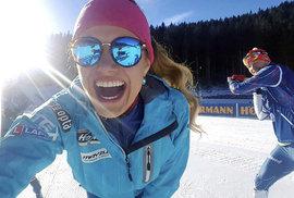 Česká aplikace vidí sportovcům do hlavy. Používá ji Hejnová, biatlonisté i fotbalisté…