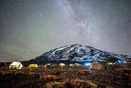 Fotoreportáž z africké Tanzanie: Týden odpočinku na Kilimandžáru