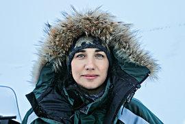 Polárnice Marie Šabacká: Ráda opouštím pohodlí