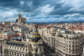 Madrid: Španělská metropole si vás podmaní nejen svojí krásou