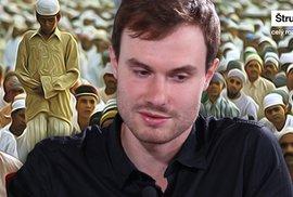 Do Česka by mohly přijít desítky tisíc muslimů a zvládli bychom to, tvrdí spisovatel Šindelka