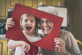 Příručka moderního fotra: Návod na hlídací babičku