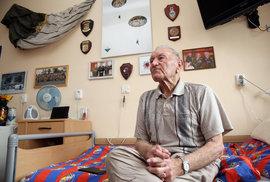 Zemřel Jaroslav Klemeš, poslední výsadkář z druhé světové války. Zemřel ve svých 95 letech.