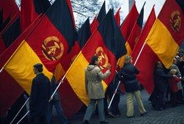 Ostrůvek socialismu na západě i ráj Trabantů. Před 70 lety vznikla Německá demokratická republika