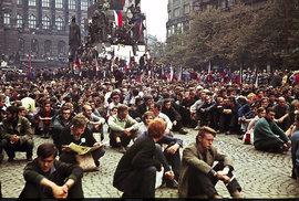 Vzpomínky na Srpen 68: Den před okupací jsem dostala poslední potřebné vízum do Anglie