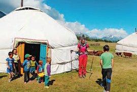 Stokilometrový trek divokou přírodou aneb Mongolským Altajem až k Pěti svatým