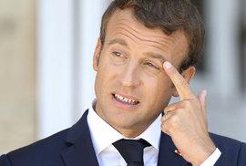 Macron řádí: Francie přestane těžit plyn i ropu, do roku 2040 zakáže auta na benzín