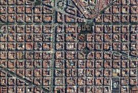 Satelitní snímky, které ukazují dokonalou symetrii. Podívejte se na Zemi jinýma očima