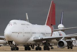 Boeing 747-400 Qantas VH-OJN