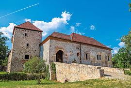 Jihočeské Kestřany: Malá obec na Písecku skrývá zámek a dvě tvrze