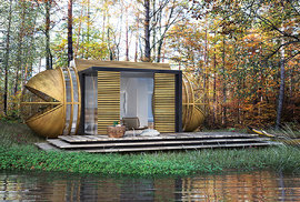 Drop boxy: Nová alternativa pro ubytování v přírodě