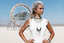 Burning Man: Festival nejdivočejších fantazií, konající se každoročně v nevadské poušti