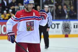 Jaromír Jágr uvažuje o návratu do národního týmu