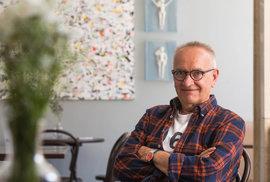 Výtvarník Jiří Votruba: Tahle země mi pod nohama ujíždí na Východ