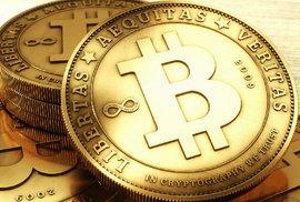 Bitcoin je nejsilnější za poslední rok, jeho cena znovu překonala 200 000 korun